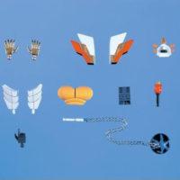 1/144 Gガンダムシリーズ グレードアップセット 公式画像1