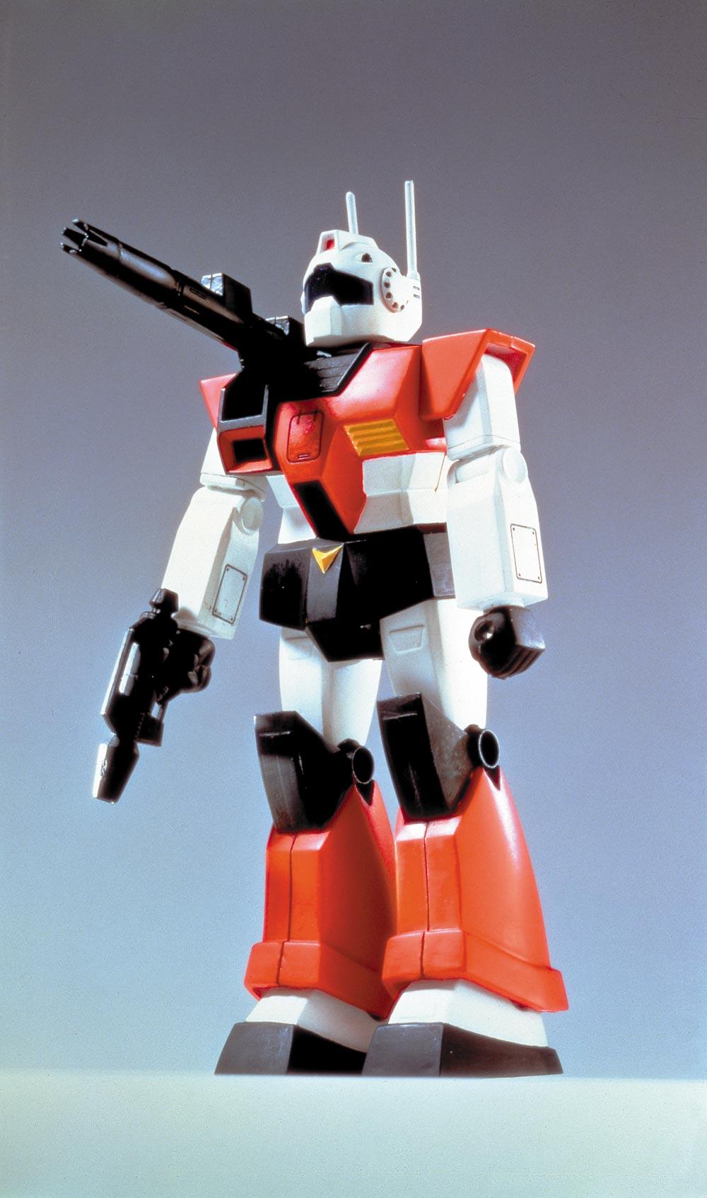 72733旧キット モビルスーツバリエーション(MSV) 1/144 RGC-80 ジムキャノン [Mobile Suit Variations GM Cannon]