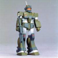 旧キット モビルスーツバリエーション(MSV) 1/144 RGM-79 ジム・スナイパー・カスタム [Mobile Suit Variations GM Sniper Custom] 公式画像1