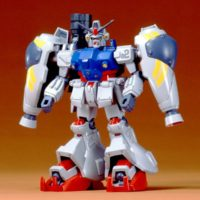 旧キット 1/144 RX-78 GP02A ガンダム試作2号機 サイサリス [Gundam GP02A]