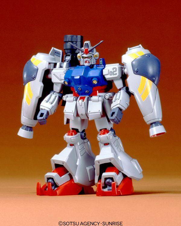 48368旧キット 1/144 RX-78 GP02A ガンダム試作2号機 サイサリス [Gundam GP02A]
