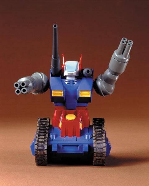 旧キット ベストメカコレクション 015 1/144 RX-75 ガンタンク [Best Mecha Collection Guntank]