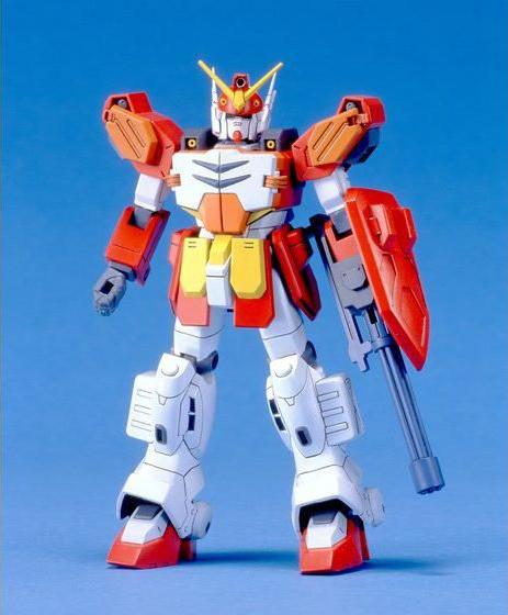 1/144 XXXG-01H ガンダムヘビーアームズ Ver.WF [Gundam Heavyarms With Figure]