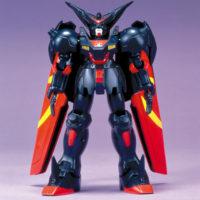 1/144 GF13-001NHII マスターガンダム [Master Gundam] 公式画像1