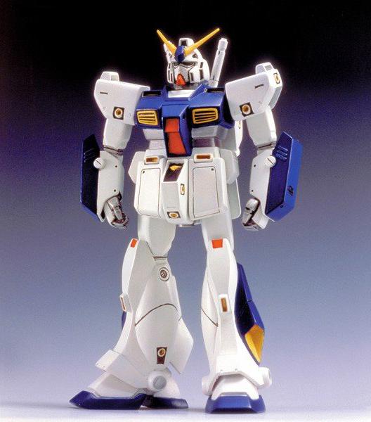 1/144 RX-78NT1 ガンダムNT-1 [Gundam NT-1]