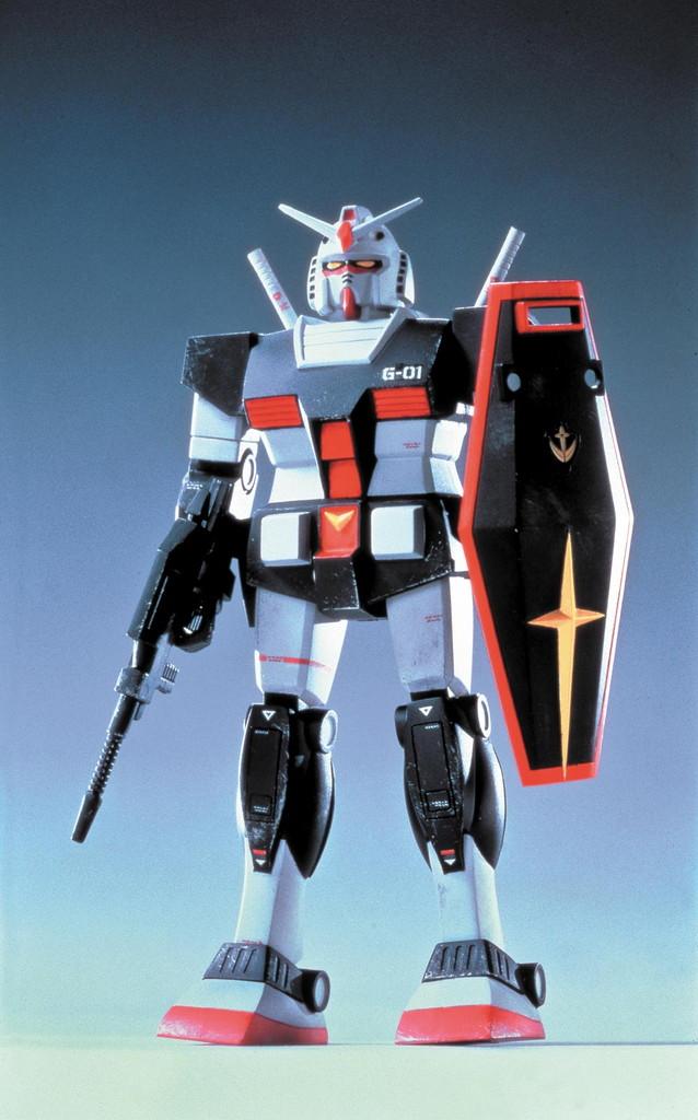 旧キット モビルスーツバリエーション(MSV) 1/144 RX-78-1 プロトタイプガンダム [Mobile Suit Variations RX-78-1 Prototype Gundam]