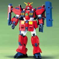 1/144 GT-9600-D ガンダムレオパルドデストロイ [Gundam Leopard Destroy] 公式画像1