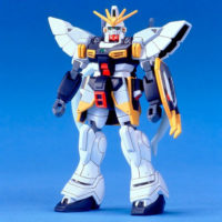 1/144 XXXG-01SR ガンダムサンドロック Ver.WF [Gundam Sandrock With Figure] 0077156 4902425771564