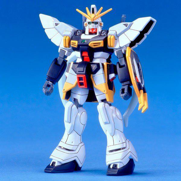 1/144 XXXG-01SR ガンダムサンドロック Ver.WF [Gundam Sandrock With Figure]