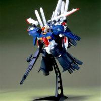 旧キット 1/144 MSA-0011[Bst] Sガンダム/ブースター・ユニット装着型 [S-Gundam Booster Unit Version] 公式画像1