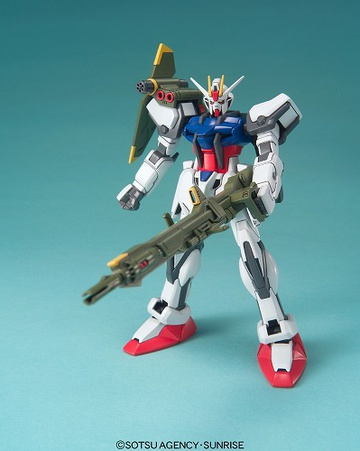 コレクションシリーズ 1/144 GAT-X105 ランチャーストライクガンダム [Collection Series Launcher Strike Gundam] 4543112164124