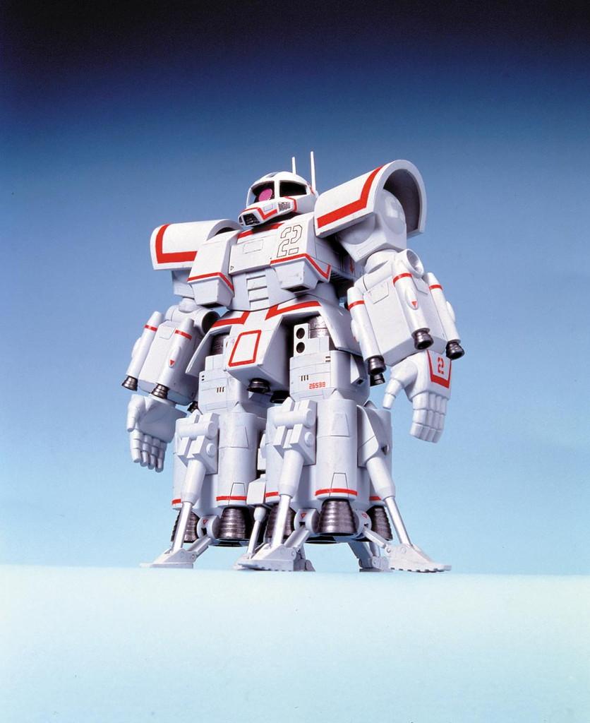 72777旧キット モビルスーツバリエーション(MSV) 1/144 MSN-01 高速機動型ザク [Mobile Suit Variations Psycommu System Zaku]