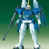 1/144 OZ-00MS2 トールギスII Ver.WF [Tallgeese II With Figure] 公式画像1