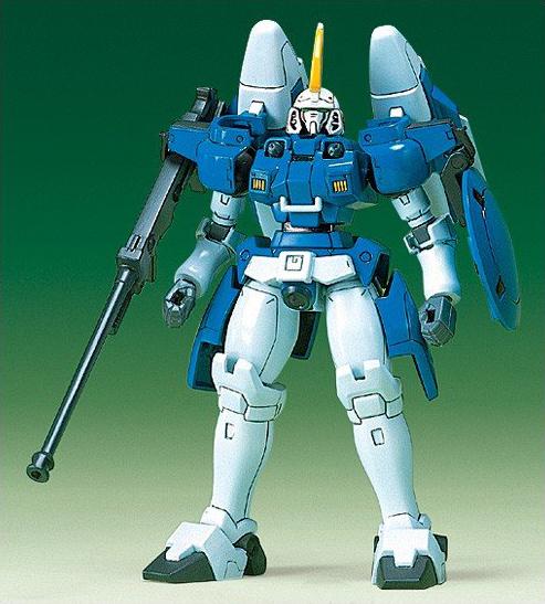 1/144 OZ-00MS2 トールギスII Ver.WF (トールギスⅡ) [Tallgeese II With Figure]
