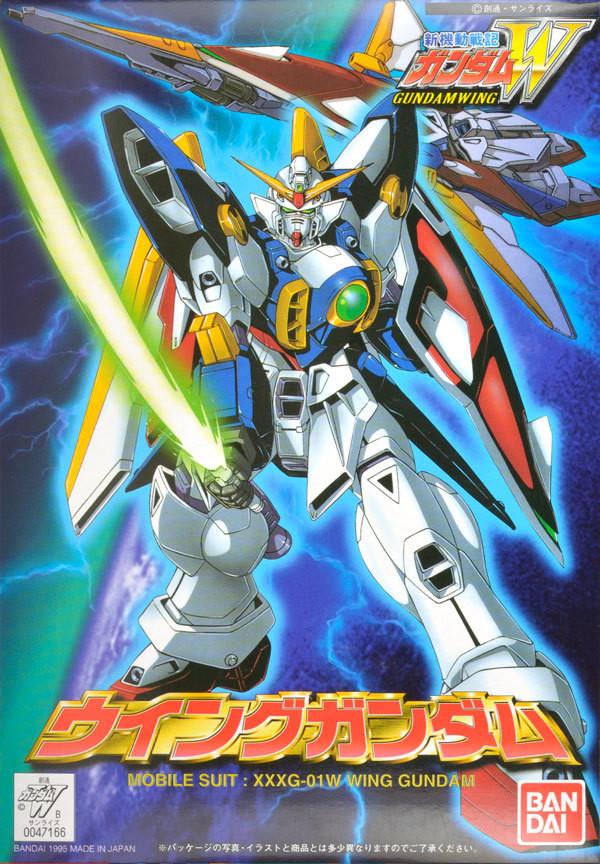 1/144 XXXG-01W ウイングガンダム [Wing Gundam]