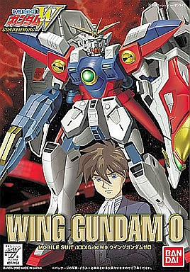1/144 XXXG-00W0 ウイングガンダムゼロ Ver.WF [Wing Gundam 0 With Figure]
