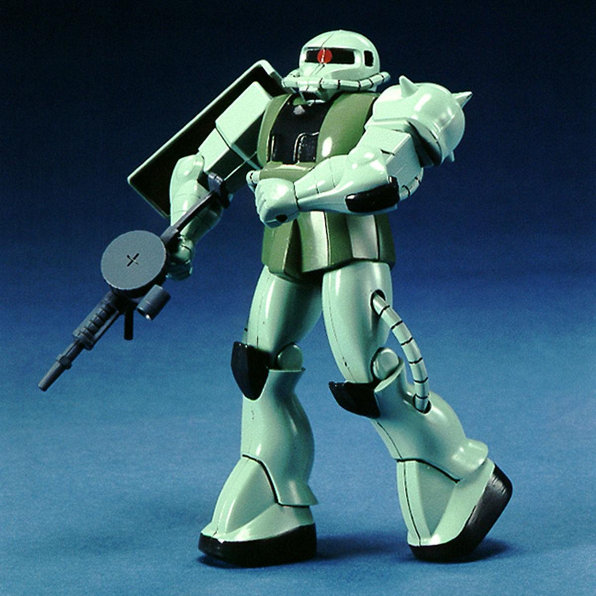 旧キット ベストメカコレクション 1/144 MS-06 量産型ザク [Best Mecha Collection Zaku II]