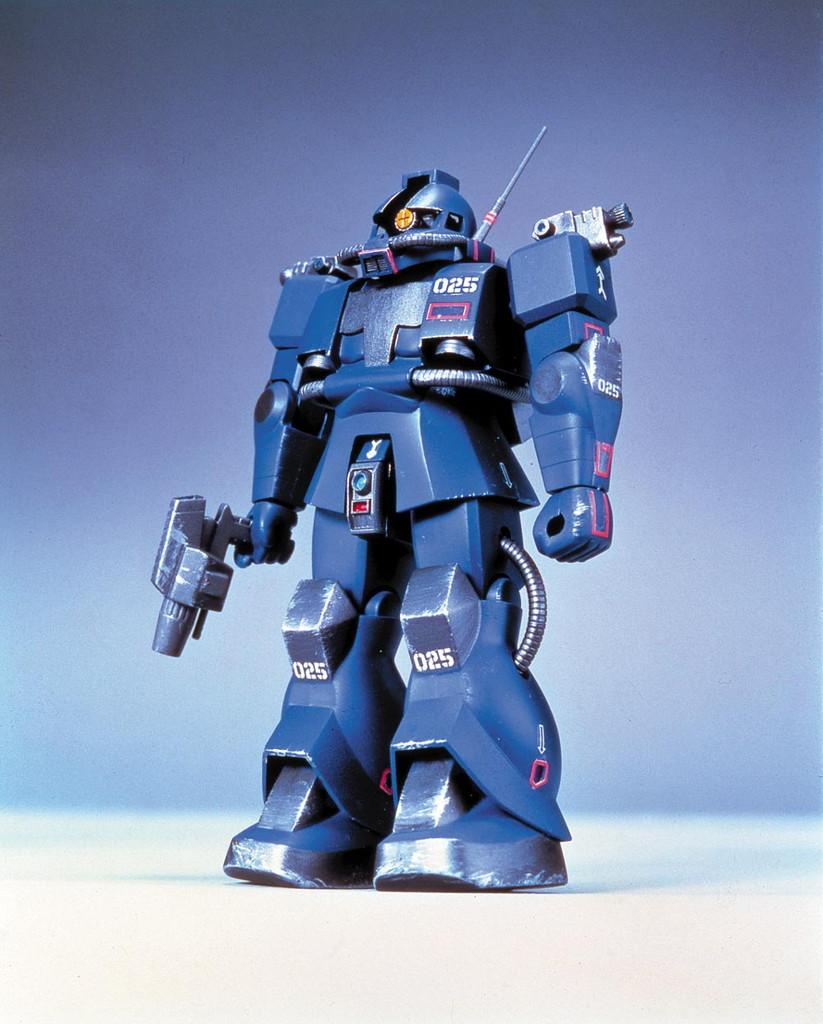 旧キット モビルスーツバリエーション(MSV) 1/144 MS-06E ザク強行偵察型 [Mobile Suit Variations Zaku Recon] 4902425013237