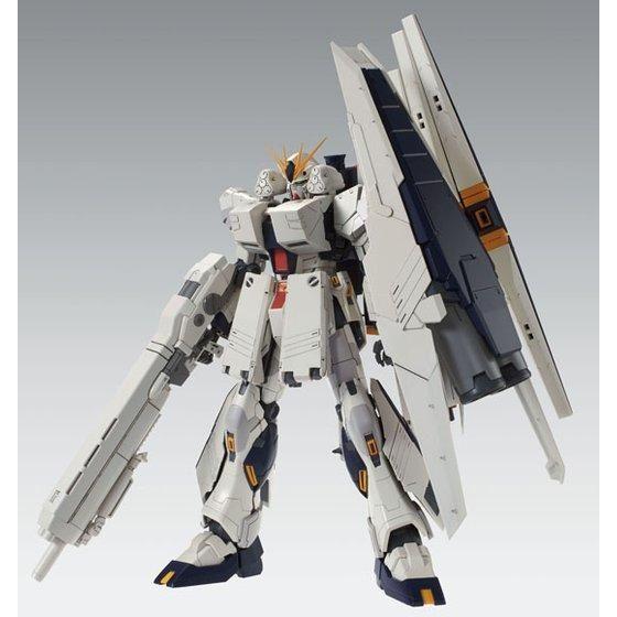 MG 1/100 νガンダム HWS Ver.Ka