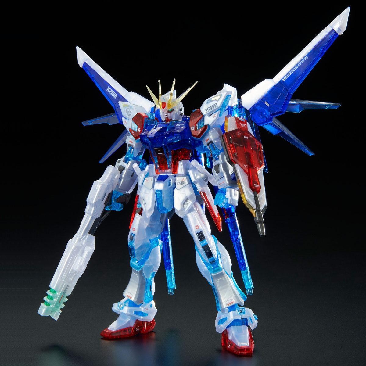RG 1/144 GAT-X105B/FP ビルドストライクガンダム フルパッケージ(RGシステムイメージカラー) [Build Strike Gundam Full Package (RG System Image Color)]