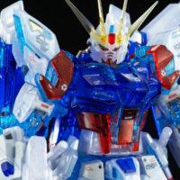 RG 1/144 GAT-X105B/FP ビルドストライクガンダム フルパッケージ(RGシステムイメージカラー) [Build Strike Gundam Full Package (RG System Image Color)] 公式画像3