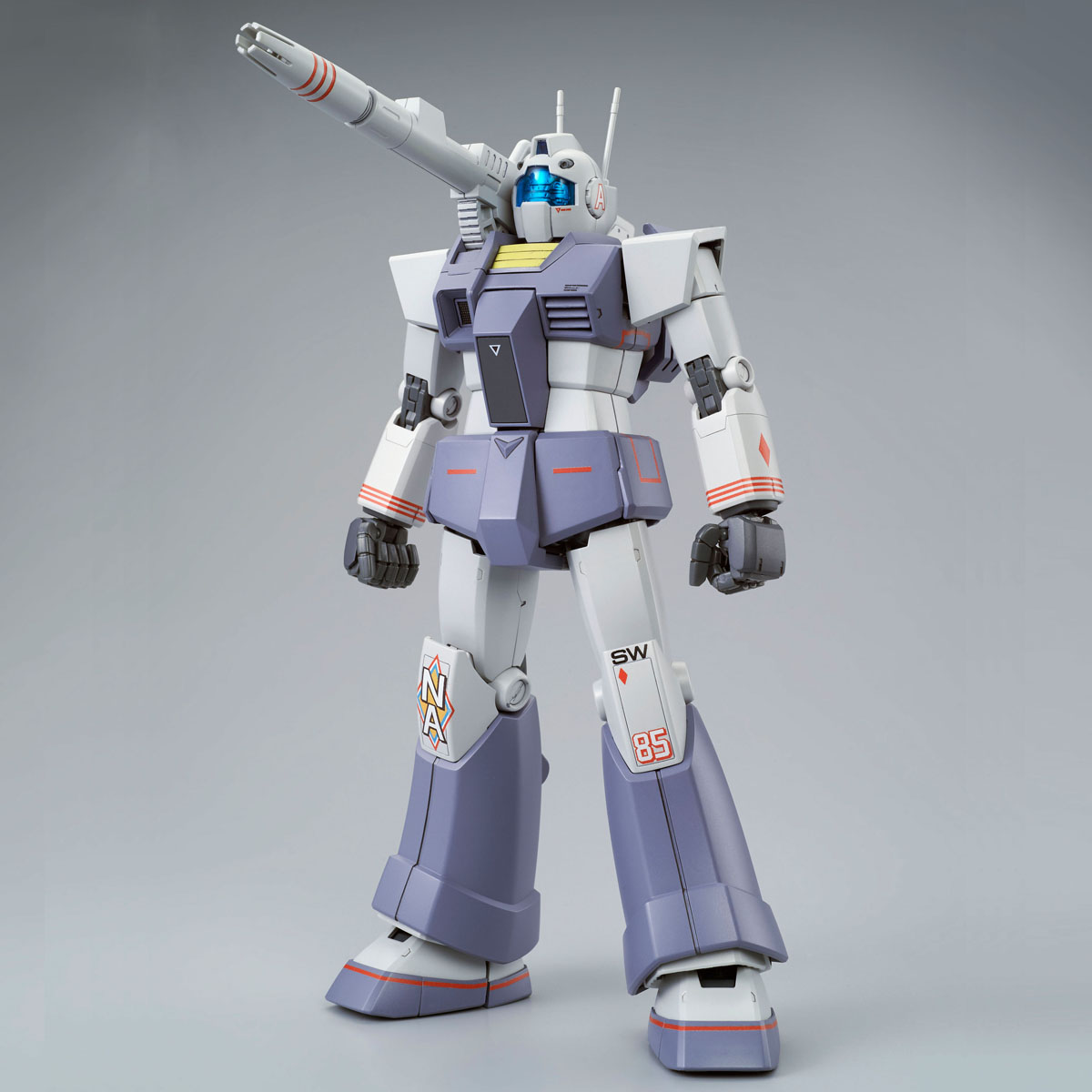 MG 1/100 RGC-80 ジム・キャノン(北米戦線仕様) [GM Cannon (North America Front Line Spec)]