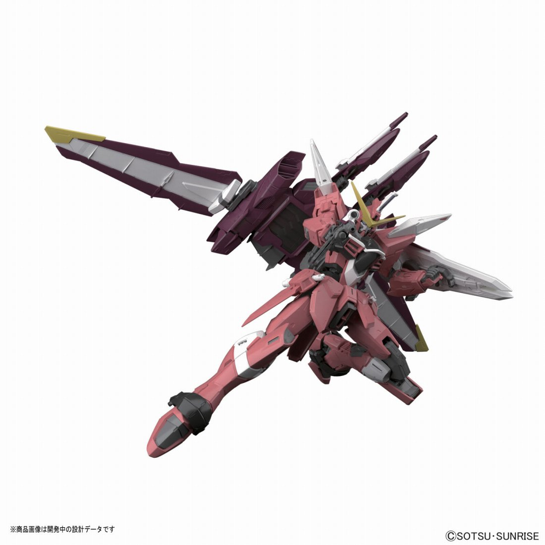ZGMF-X09A ジャスティスガンダム [Justice Gundam]
