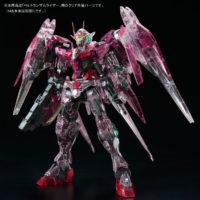 PG 1/60 GN-0000+GNR-010 トランザムライザー クリアカラーボディ [Trans-Am Raiser Clear Color Body]