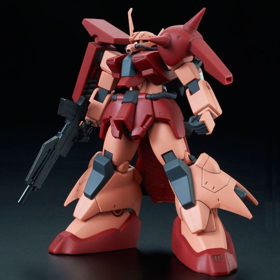 47930HGUC 1/144 AMX-011S ザクIII改(Twilight AXIS Ver.) [Zaku III Custom (Twilight Axis Ver.)]
