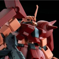 HGUC 1/144 AMX-011S ザクIII改(Twilight AXIS Ver.) [Zaku III Custom (Twilight Axis Ver.)] 公式画像3
