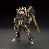 HGBF 1/144 NK-13S ガンダムシュバルツリッター [Gundam Schwarzritter] 公式画像1