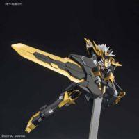 HGBF 1/144 NK-13S ガンダムシュバルツリッター [Gundam Schwarzritter] 公式画像3