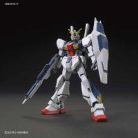 """HGUC 205 1/144 RX-78AN-01 ガンダム AN-01 トリスタン [Gundam AN-01 """"Tristan""""] 公式画像1"""