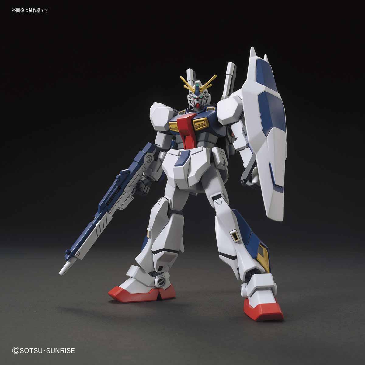 """38084HGUC 205 1/144 RX-78AN-01 ガンダム AN-01 トリスタン [Gundam AN-01 """"Tristan""""]"""