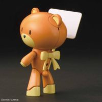 HGPG 1/144 プチッガイ ラスティオレンジ&プラカード [Petit'gguy Rusty Orange and Placard] 公式画像2