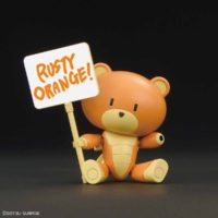 HGPG 1/144 プチッガイ ラスティオレンジ&プラカード [Petit'gguy Rusty Orange and Placard] 公式画像4
