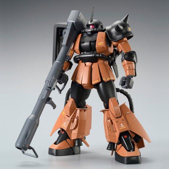MG 1/100 MS-06R-2 ギャビー・ハザード専用ザクII [Gabby Hazard's Zaku II]