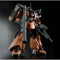 MG 1/100 MS-06R-2 ギャビー・ハザード専用ザクII 公式画像10