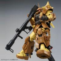 MG 1/100 MS-06R-1A マサヤ・ナカガワ専用ザクII [Masaya Nakagawa's Zaku II] 公式画像4