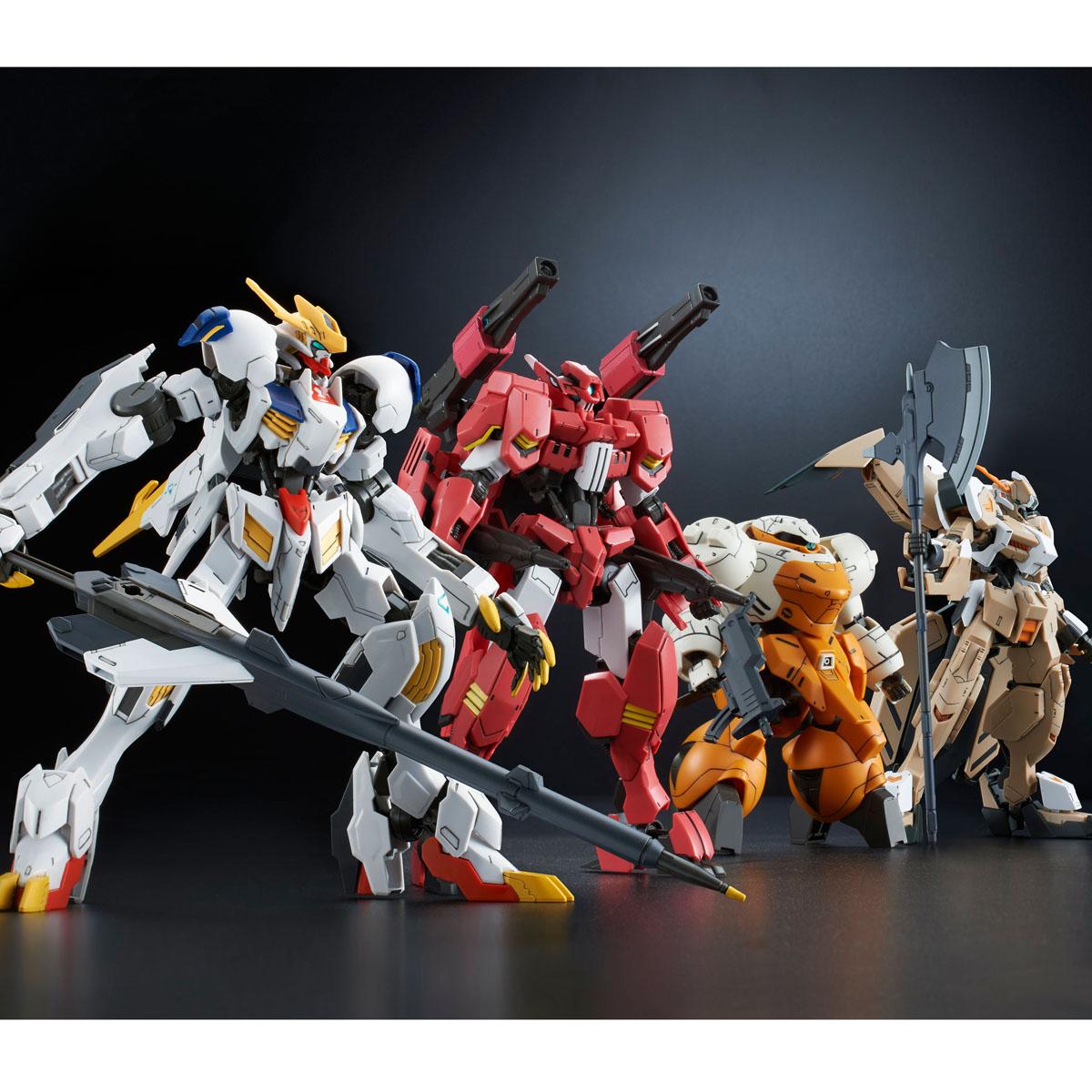 HG 1/144 鉄華団コンプリートセット [Tekkadan Complete Set]