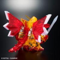 SDガンダム BB戦士 LEGENDBB 騎士スペリオルドラゴン(クリアカラー) 公式画像2