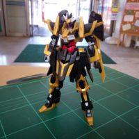 HGBF 1/144 NK-13S ガンダムシュバルツリッター [Gundam Schwarzritter]