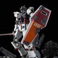 MG 1/100 FA-78 フルアーマー・ガンダム(GUNDAM THUNDERBOLT版) ラストセッションVer. [Full Armor Gundam (Gundam Thunderbolt) Last Session Ver.]