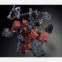 """MG 1/100 MS-06R 高機動型ザク """"サイコ・ザク"""" (GUNDAM THUNDERBOLT版) ラストセッションVer. [Zaku II High Mobility Type """"Psycho Zaku"""" (Gundam Thunderbolt) Last Session Ver.] 公式画像3"""