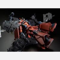 """MG 1/100 MS-06R 高機動型ザク """"サイコ・ザク"""" (GUNDAM THUNDERBOLT版) ラストセッションVer. [Zaku II High Mobility Type """"Psycho Zaku"""" (Gundam Thunderbolt) Last Session Ver.] 公式画像5"""
