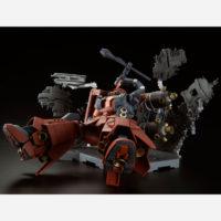 """MG 1/100 MS-06R 高機動型ザク """"サイコ・ザク"""" (GUNDAM THUNDERBOLT版) ラストセッションVer. [Zaku II High Mobility Type """"Psycho Zaku"""" (Gundam Thunderbolt) Last Session Ver.] 公式画像6"""