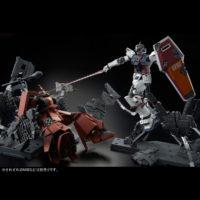 """MG 1/100 MS-06R 高機動型ザク """"サイコ・ザク"""" (GUNDAM THUNDERBOLT版) ラストセッションVer. [Zaku II High Mobility Type """"Psycho Zaku"""" (Gundam Thunderbolt) Last Session Ver.] 公式画像8"""