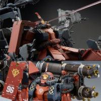 """MG 1/100 MS-06R 高機動型ザク """"サイコ・ザク"""" (GUNDAM THUNDERBOLT版) ラストセッションVer. [Zaku II High Mobility Type """"Psycho Zaku"""" (Gundam Thunderbolt) Last Session Ver.] 公式画像9"""