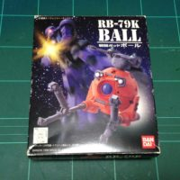LM 1/144 RB-79K ボール [Ball]