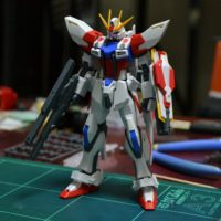 HGBF 1/144 GAT-X105B/ST スタービルドストライクガンダム プラフスキーウイング [Star Build Strike Gundam Plavsky Wing]